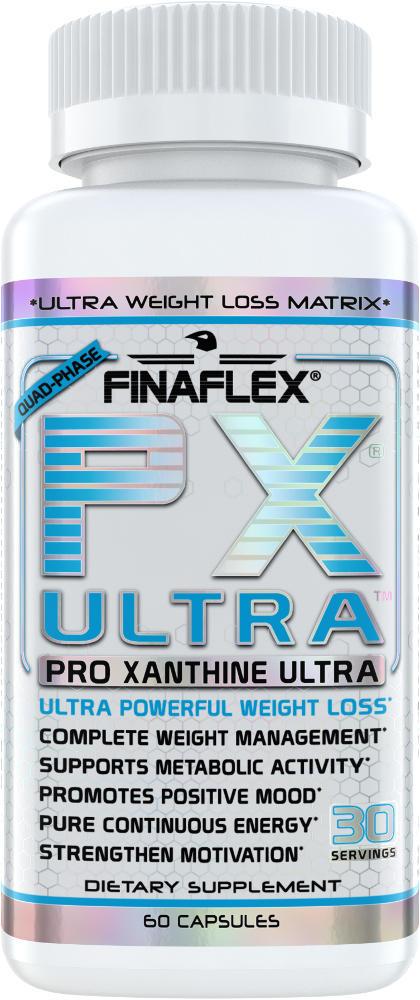 Finaflex PX Ultra - 60 Capsules