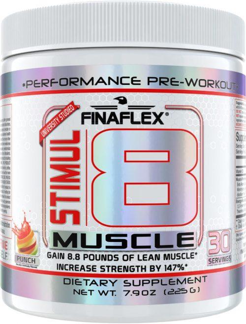 Finaflex Stimul8 Muscle - 30 Servings Punch