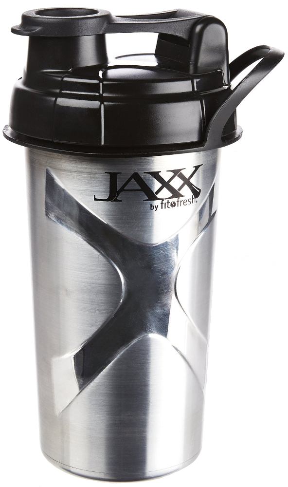 Fit and Fresh Jaxx Stainless Steel Shaker - 1 Shaker