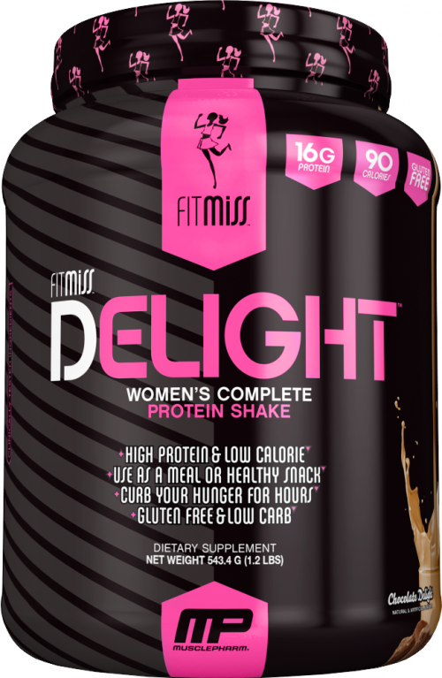 FitMiss Delight - 2lbs Chocolate Delight