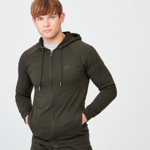 Form Hoodie - Khaki - XS