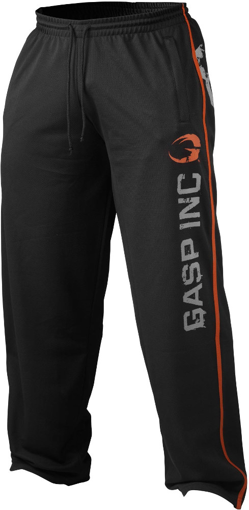 GASP No. 89 Mesh Pant - Black Large