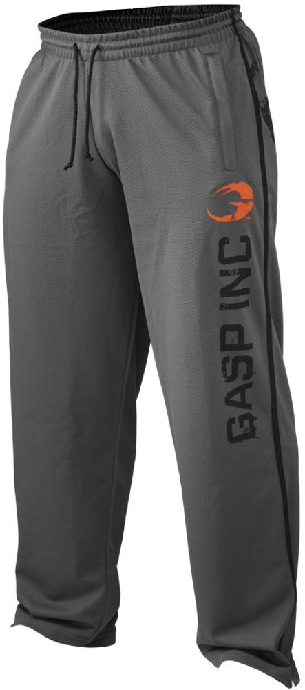 GASP No. 89 Mesh Pant - Grey Large