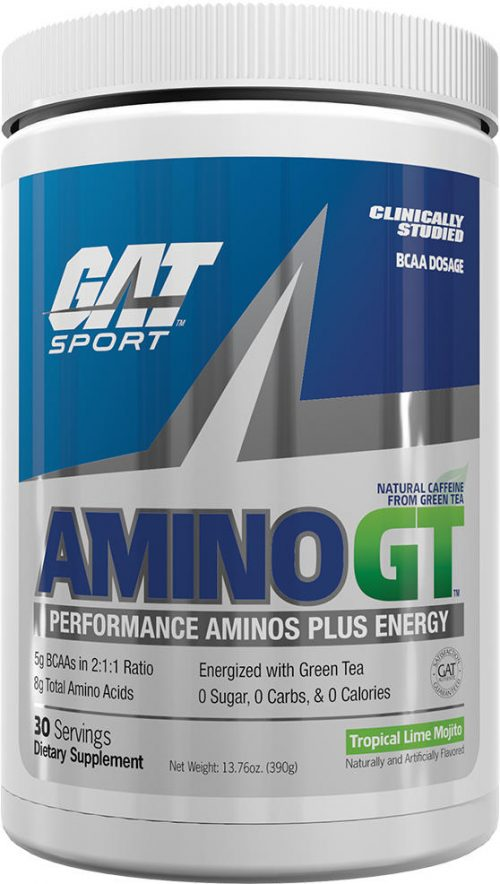 GAT Sport AminoGT - 30 Servings Tropical Lime Mojito
