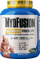 Gaspari Nutrition Myofusion Advanced - 4lbs Vanilla Ice Cream