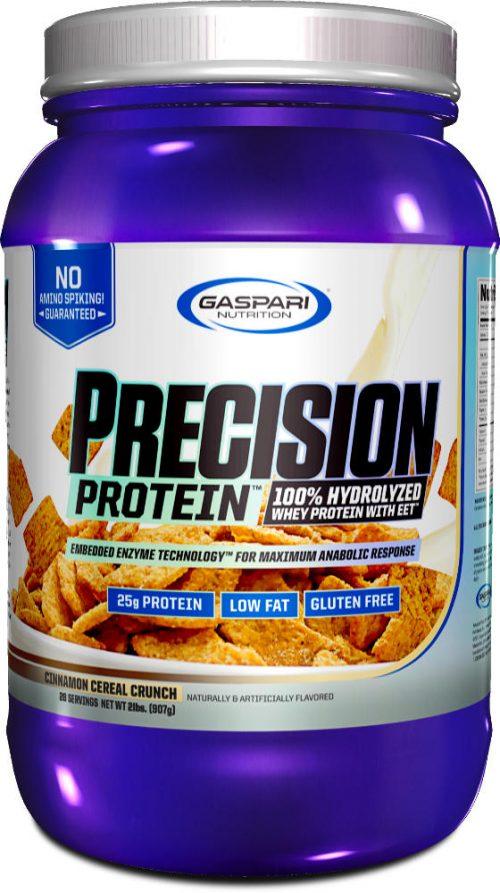 Gaspari Nutrition Precision Protein - 28 Servings Cinnamon Cereal Crun