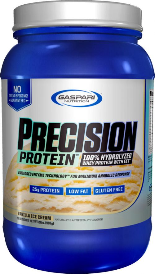 Gaspari Nutrition Precision Protein - 28 Servings Vanilla Ice Cream