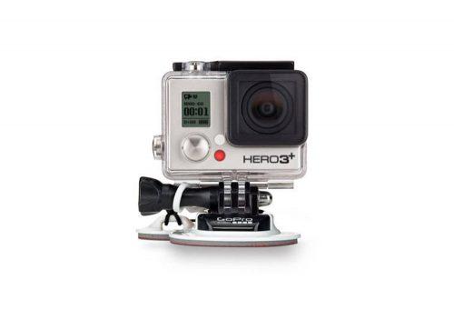 GoPro Surfboard Camera Mounts - black, one size