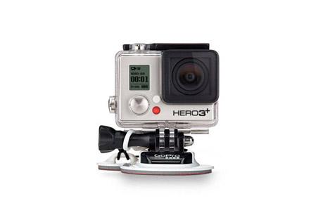 GoPro Surfboard Camera Mounts