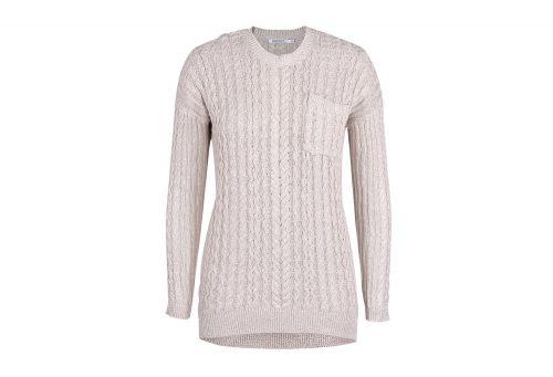 Gramicci Take A Walk Sweater - Women's - oatmeal, l/xl