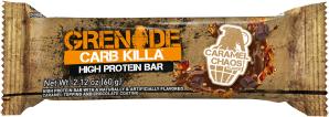 Grenade Carb Killa Bars - 1 Bar Caramel Chaos
