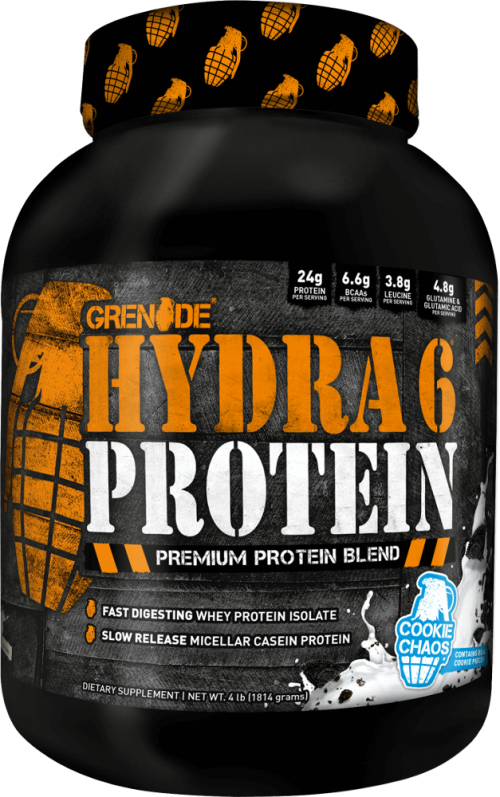Grenade Hydra 6 - 4lbs Cookie Chaos
