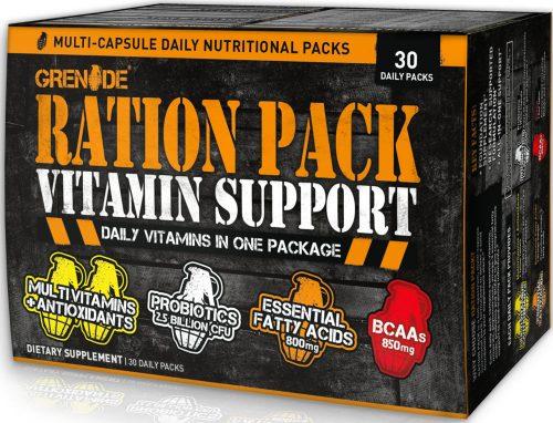 Grenade Ration Pack - 30 Packs