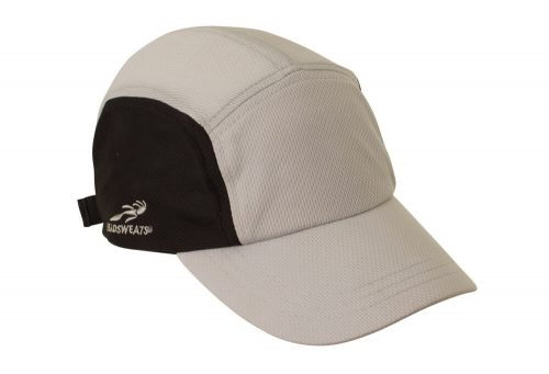 Headsweats Race Hat - sport silver/black, one size