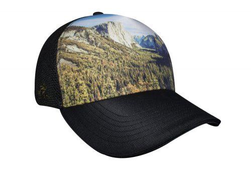 Headsweats Yosemite 5-Panel Trucker Hat - yosemite, one size