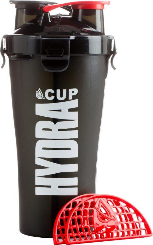 Hydracup Dual Shaker - 28oz Stealth Black
