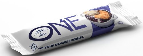 ISS Oh Yeah! ONE Bar - 1 Bar Blueberry Cobbler