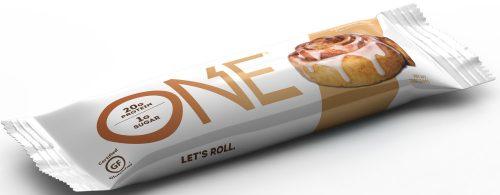 ISS Oh Yeah! ONE Bar - 1 Bar Cinnamon Roll
