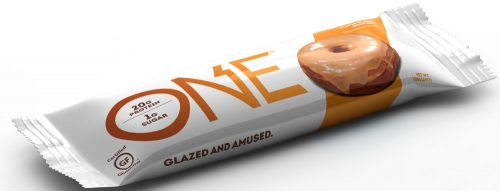 ISS Oh Yeah! ONE Bar - 1 Bar Maple Glazed Donut