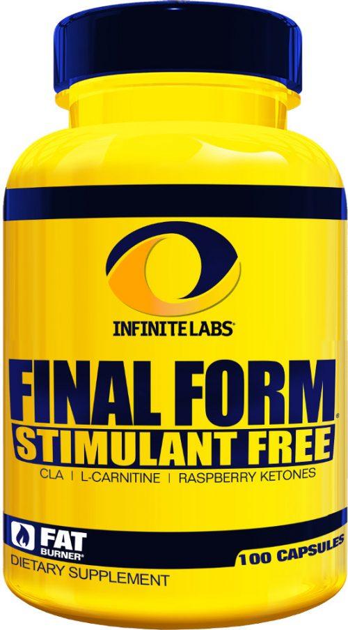 Infinite Labs Final Form - 100 Capsules
