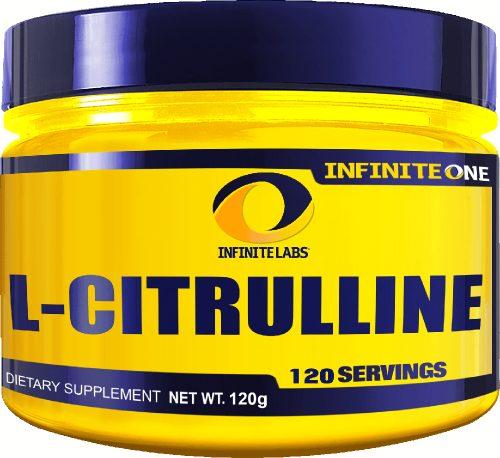 Infinite Labs Infinite One L-Citrulline - 120 Servings