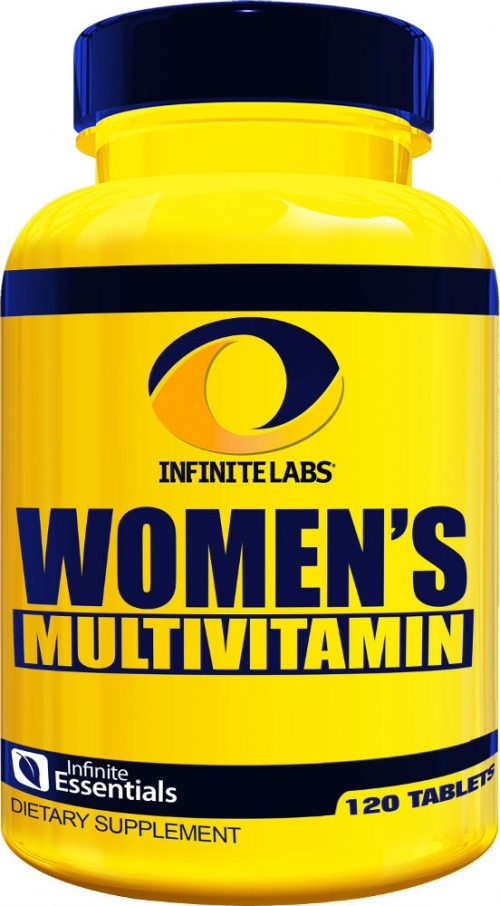 Infinite Labs Women's Multi - 120 Tablets