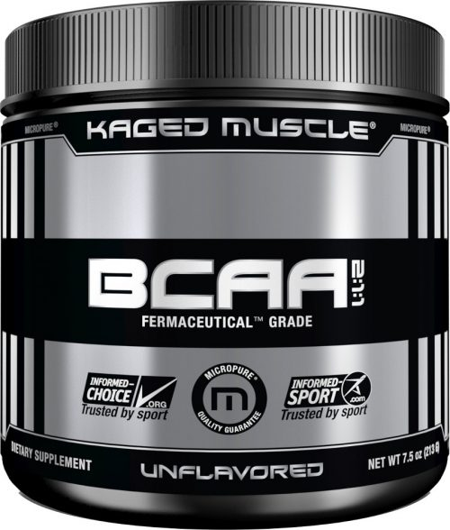 Kaged Muscle BCAA 2:1:1 - 200g Unflavored