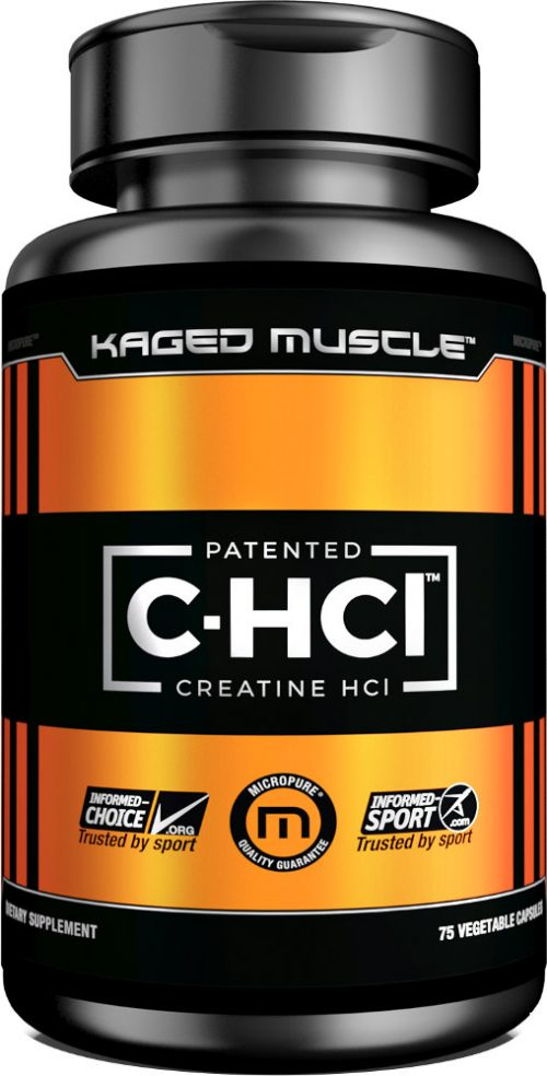 Kaged Muscle C-HCl - 75 VCapsules