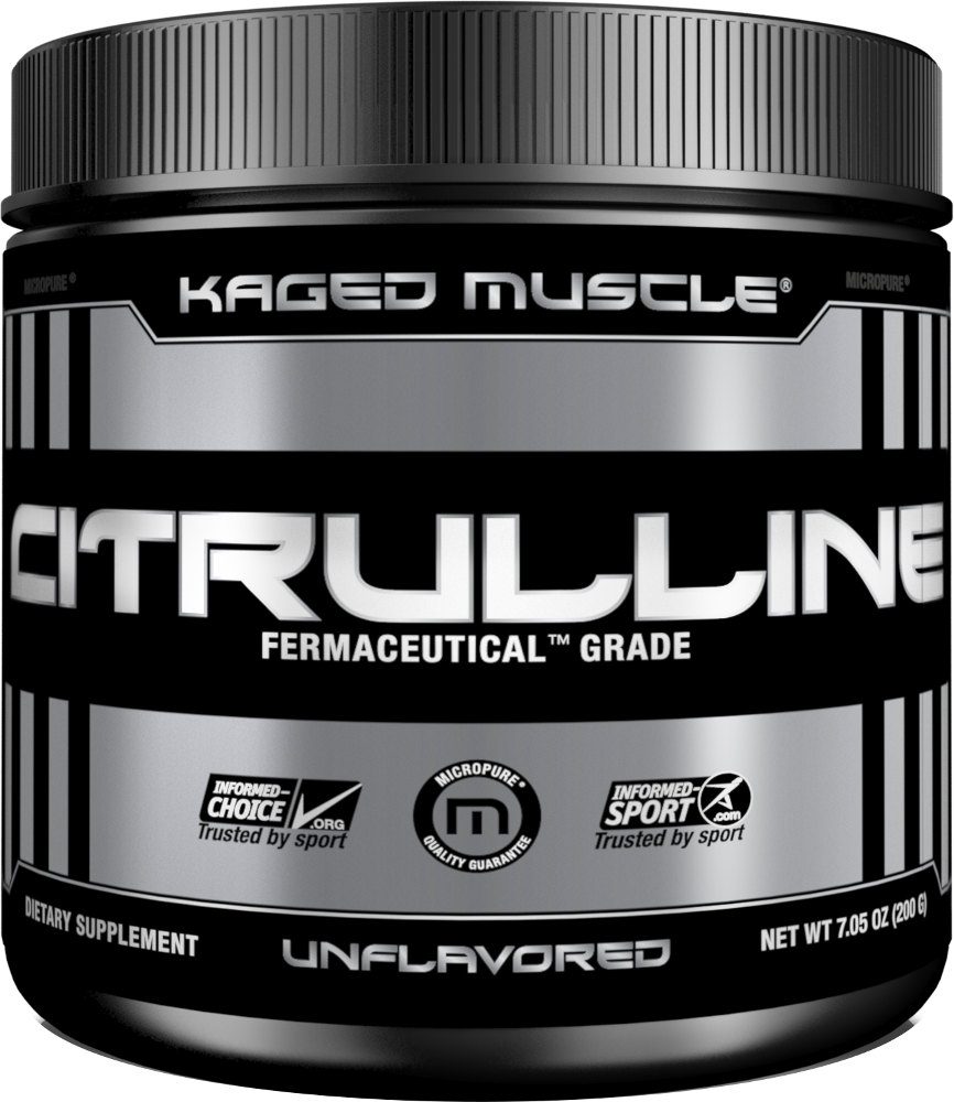 Kaged Muscle Citrulline - 200g Unflavored