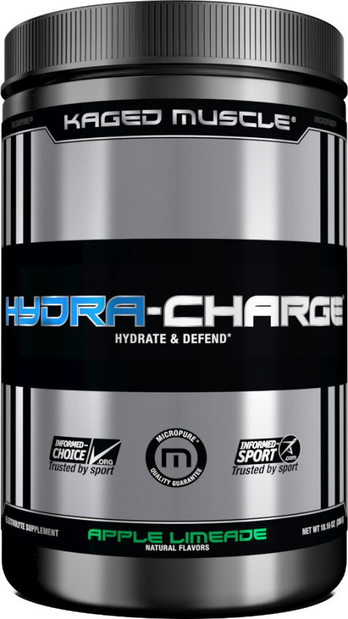 Kaged Muscle Hydra-Charge - 60 Servings Apple Limeade