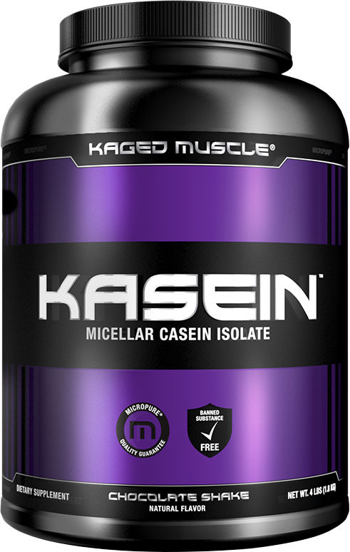 Kaged Muscle Kasein - 4lbs Chocolate Shake