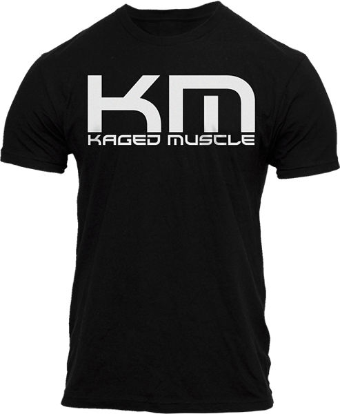 "Kaged Muscle ""The Standard"" T-Shirt - Black Small"