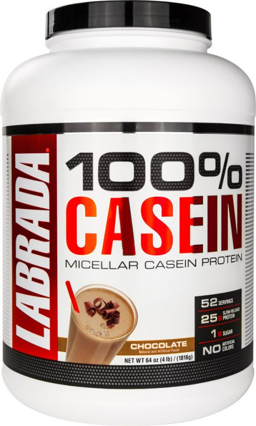 Labrada Nutrition 100% Casein - 4lbs Chocolate