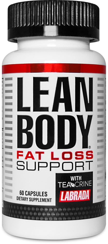 Labrada Nutrition Lean Body Fat Loss Support - 60 Capsules