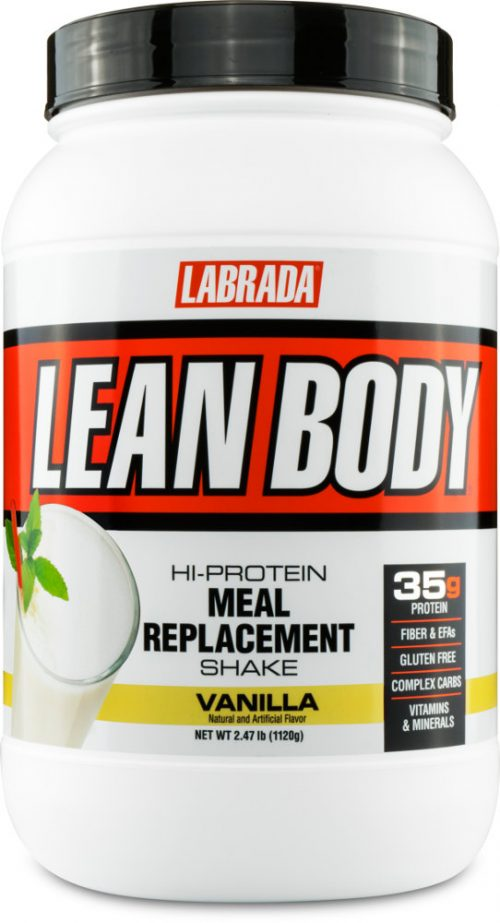 Labrada Nutrition Lean Body MRP - 2.47lbs Vanilla