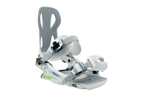 Launch Snowboards V2 Binding - white/green, medium