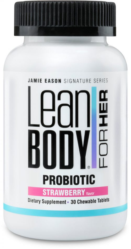 Lean Body For Her Jamie Eason Signature Series Lean Body For Her Probi