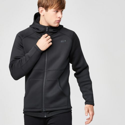 Luxe Classic Sports Jacket - Black - L