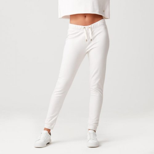 Luxe Lounge Joggers - Oatmeal - L