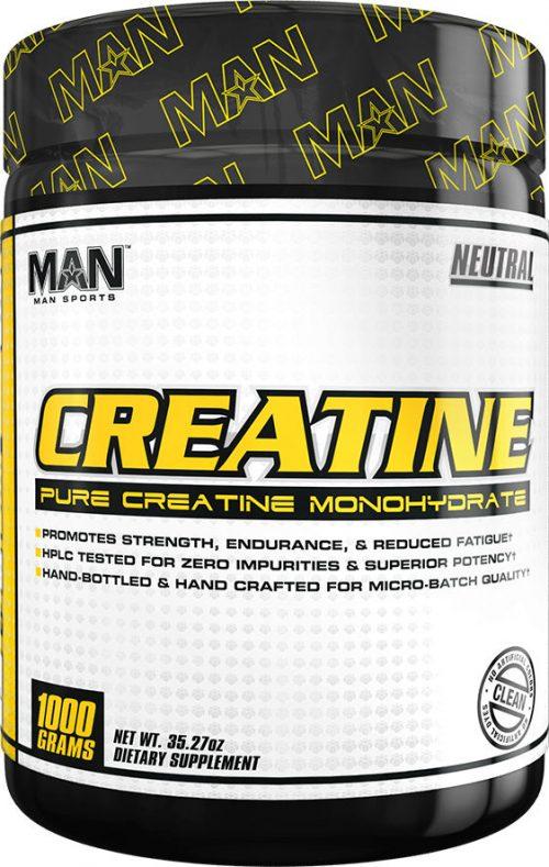 MAN Sports Creatine - 1000g Unflavored