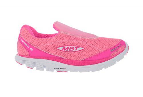 MBT Speed Slip On Shoes - Women's - pink/rhodamine, 5