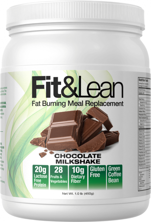 MHP Fit & Lean - 1lb Chocolate