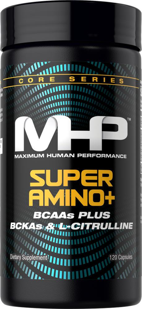 MHP Super Amino Plus Capsules - 120 Capsules