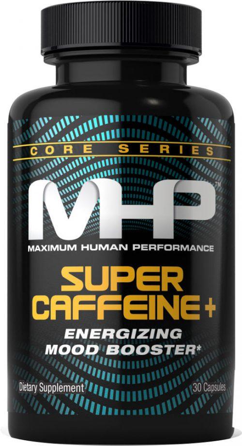 MHP Super Caffeine + - 30 Capsules