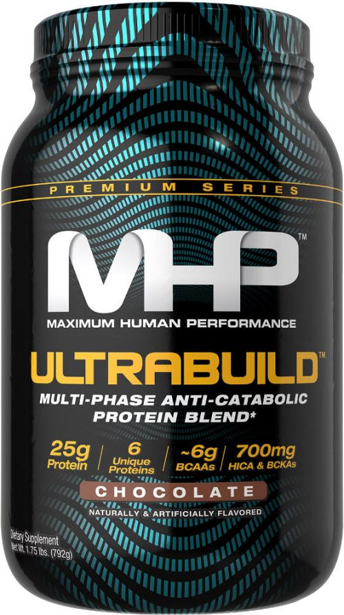 MHP UltraBuild - 2lbs Chocolate