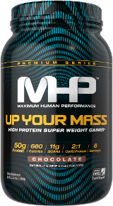 MHP Up Your Mass - 2lbs Chocolate