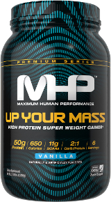 MHP Up Your Mass - 2lbs Vanilla