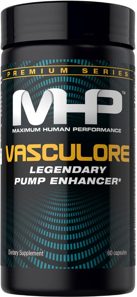 MHP Vasculore - 60 Capsules