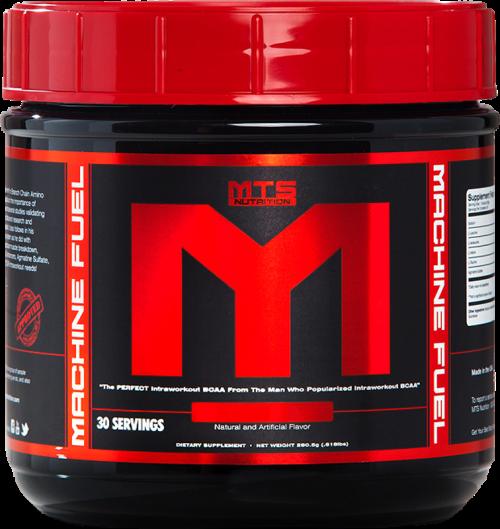 MTS Nutrition Machine Fuel - 30 Servings Grape