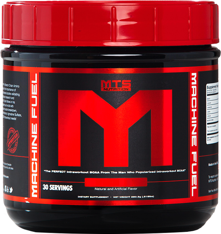MTS Nutrition Machine Fuel - 30 Servings Mixed Berry
